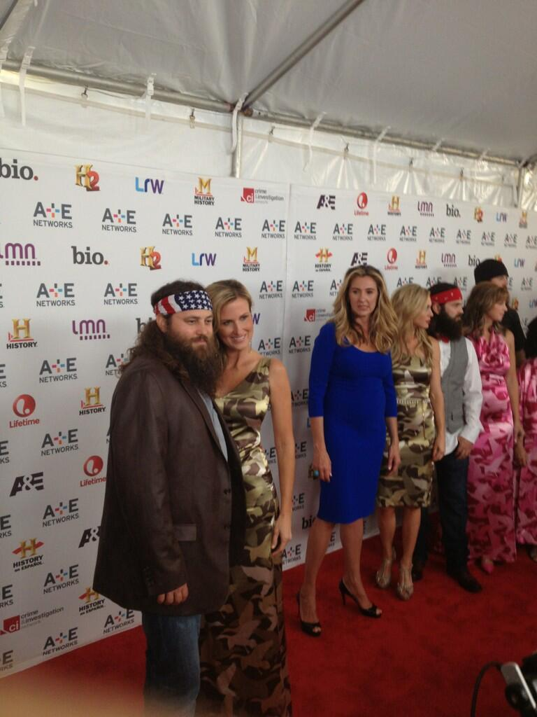 Twitter / DIRECTV: The #DuckDynasty crew has hit ...