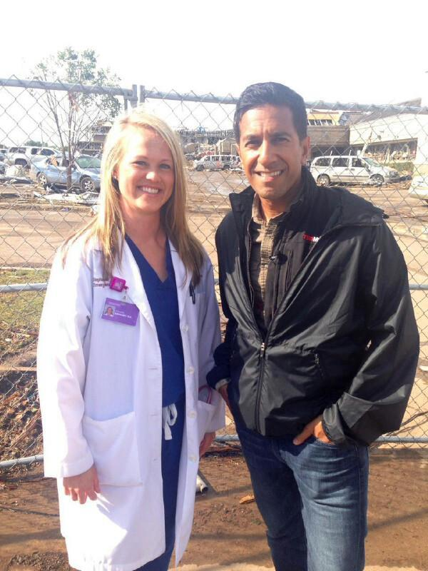 thx to this woman, no one was injured at moore med ctr, when it was devastated by #Oklahoma tornado. @ac360 pic.twitter.com/JcevgawxLq