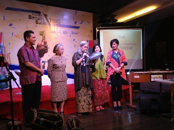 Pengumuman pemenang Lomba Desain #BatikTBiG udah siap semuanya?!