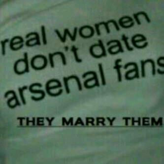 Dating arsenal fan