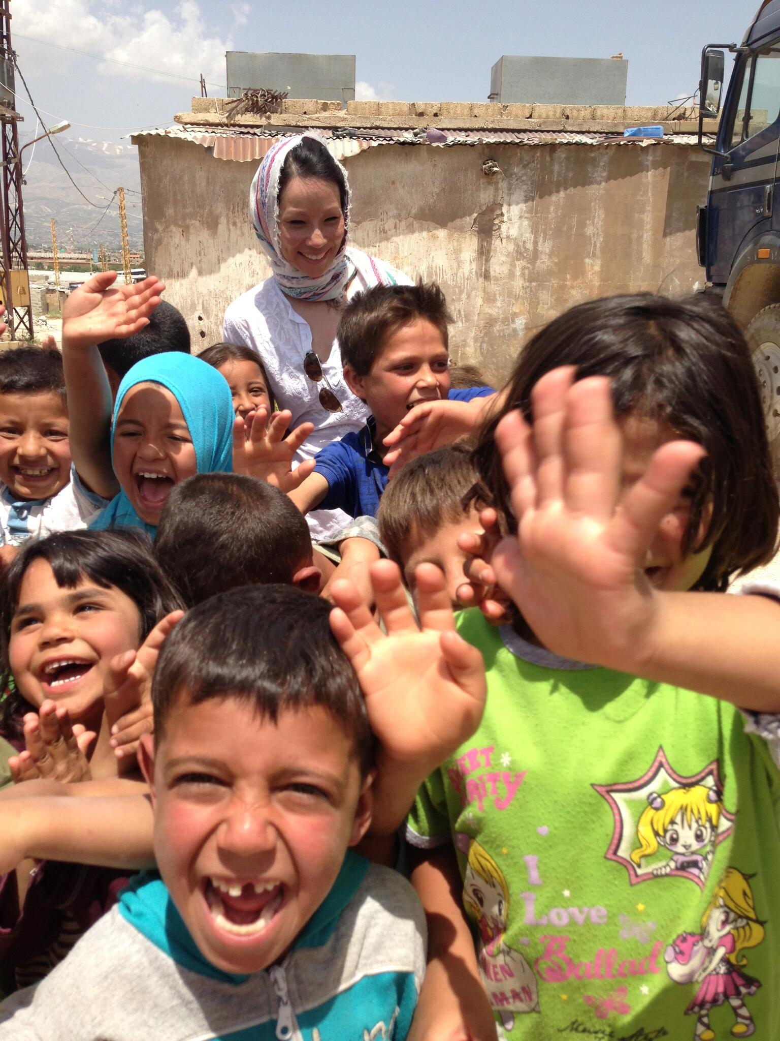 Twitter / unicefusa: #ChildrenofSyria in #Lebanon ...