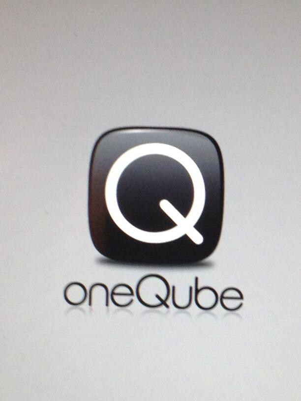 Twitter / MediaLabPete: The mighty @oneQubeMe is thrilled ...