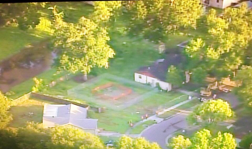 Twitter / TampaBayTraffic: PHOTO: Aerials of 2 homes ...