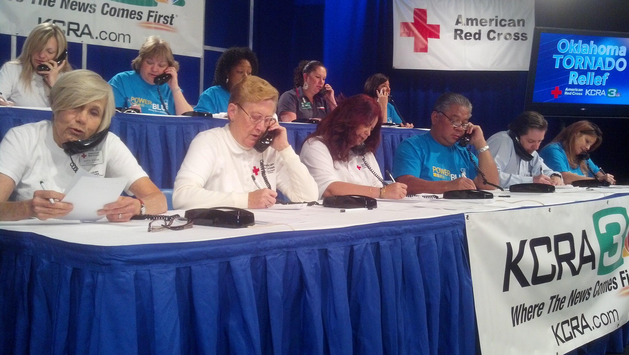 Twitter / RedCrossCRC: Phone lines are going crazy! ...