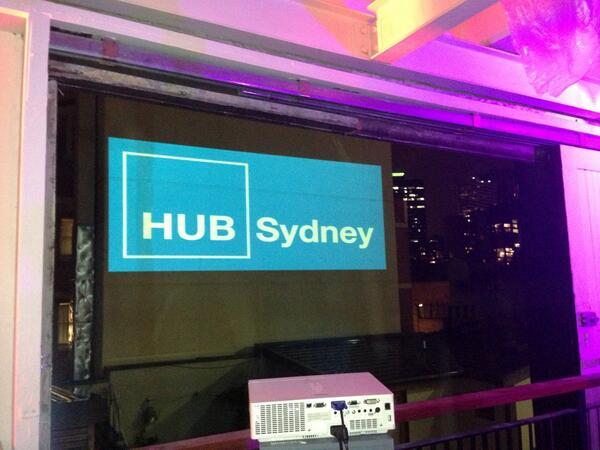 Super excited 2 join the 200 founding members of @HubSyd tonight 4 our #openingparty  cc @HubMelbourne @HubAdelaide pic.twitter.com/NYEGYdsoUD