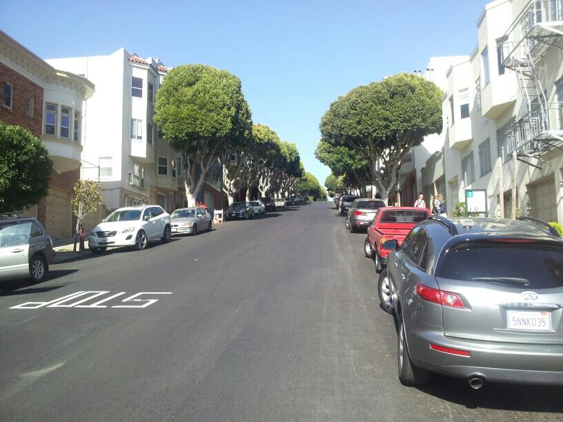 Twitter / edeckers: This is Lombard Street in SFO. ...