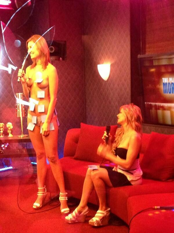 Audrey Allen  - Booty in my twitter @MissAudreyAllen playboyradio,playmate,sexy,booty,boobies