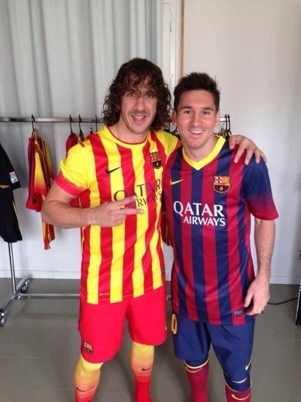 ¿Cuánto mide Carles Puyol? - Altura - Real height BK8VPDvCQAIZgrj