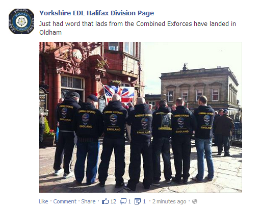 Thumbnail for Why Oldham is trending in the UK