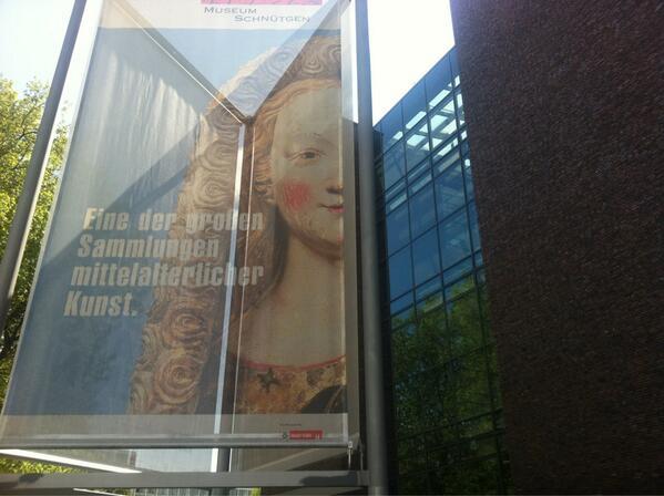 Hopp, hopp, KölnerInnen! RT @kulturtussi: Hier geht es um 13.30 los #kmufe #IMT13 pic.twitter.com/eAIiLz6lmY