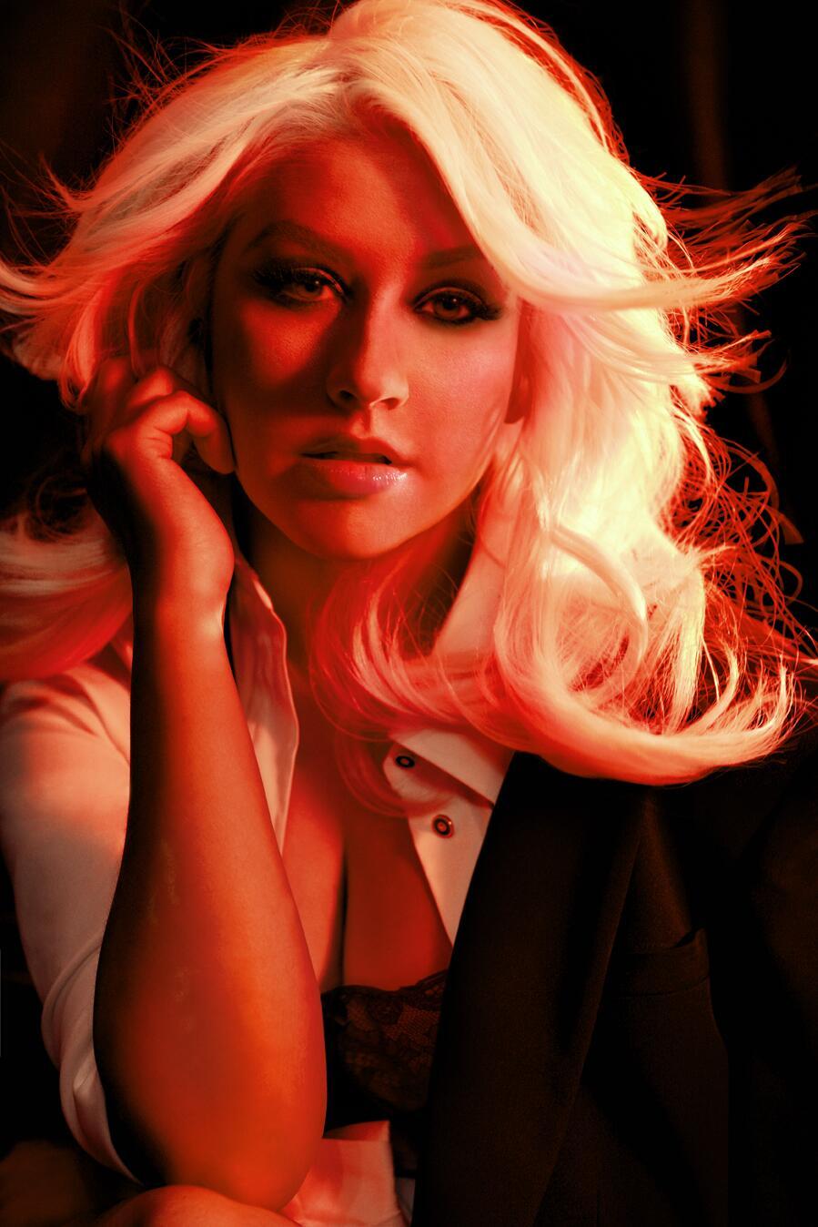 Christina Aguilera proved