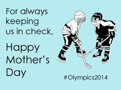 Twitter / NBCOlympics: Happy Mother's Day, #Olympics ...