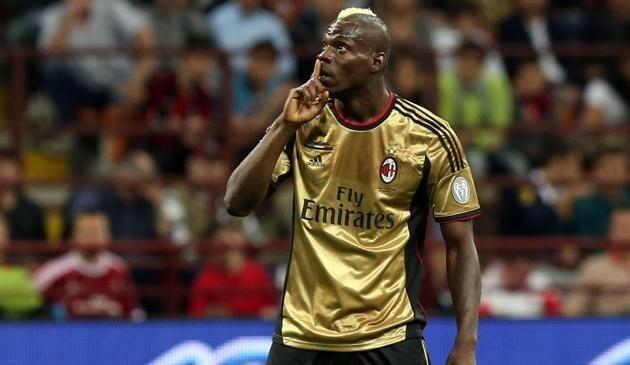 Racism rears its ugly head in Italy again: AC Milan v Roma suspended as Balotelli is abused
