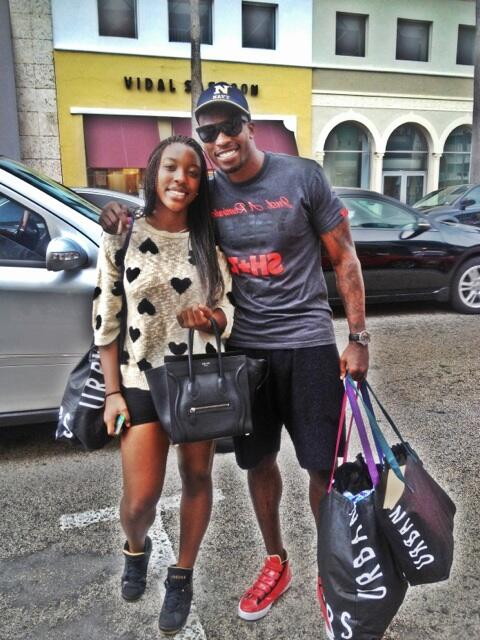 Twitter / ochocinco: My daughter @jicyraa_carter ...