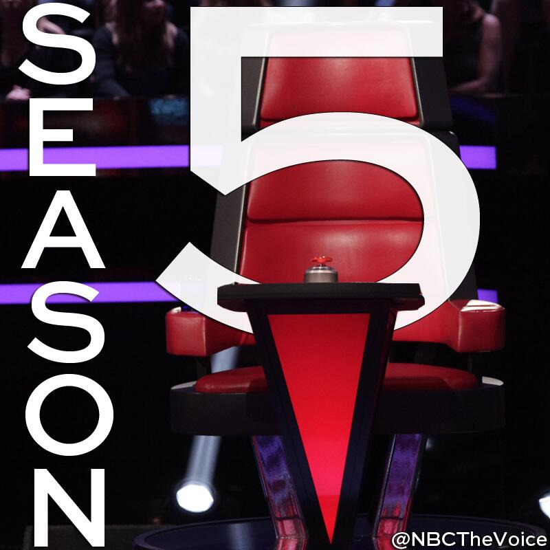 Twitter / NBCTheVoice: We want YOU to start every ...