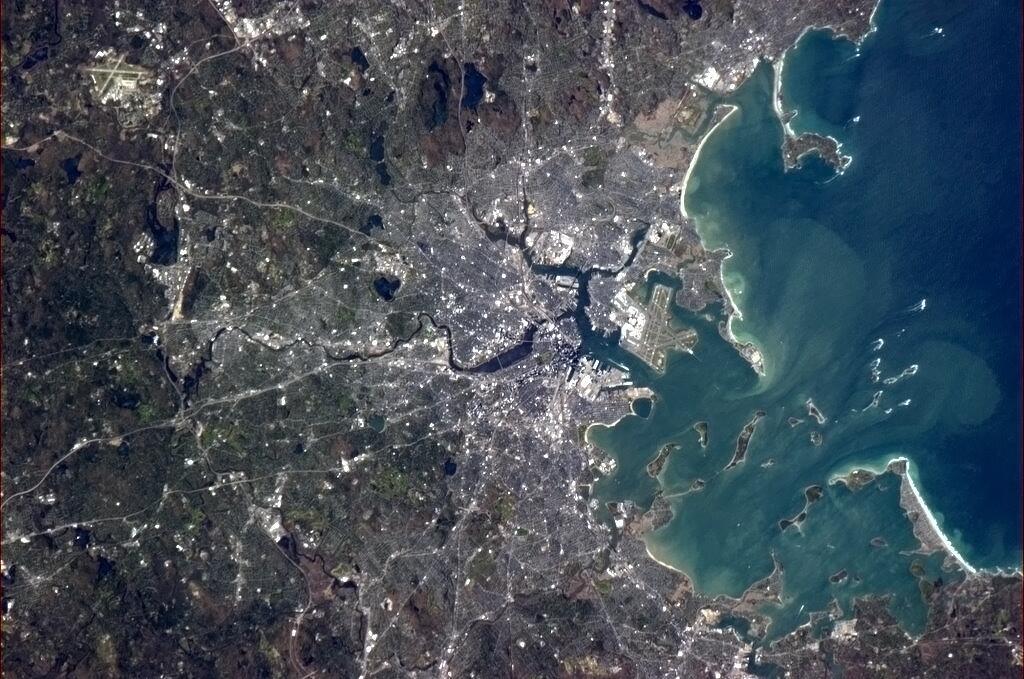 как сделать фото местности с спутника долгое время