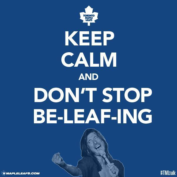 """433d638c6b4 """" MapleLeafs   TMLtalk  And... Here... We... Go...  pic.twitter.com x5isrndfsm"""" hahha perfect"""