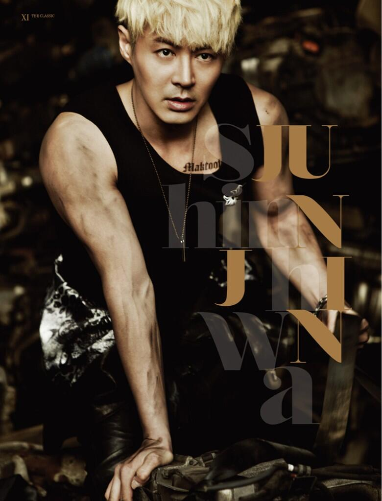 Junjin Shinhwa SHINHWA OFFICIAL on Tw...