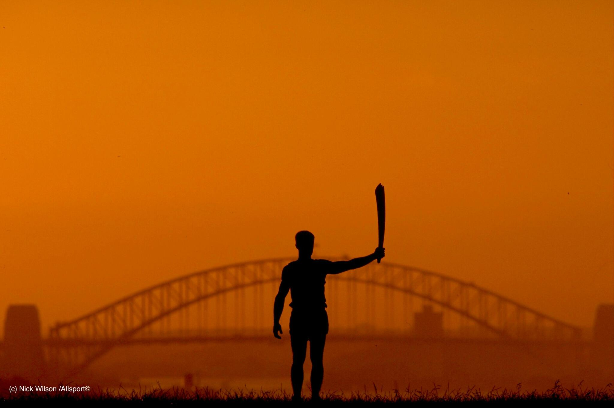 Twitter / Olympics: #happymonday with a sunrise ...