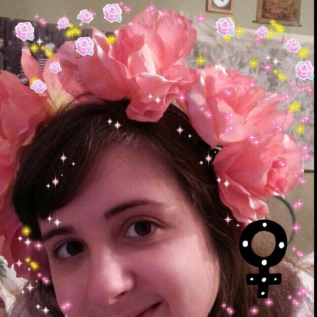 pizza-kei cute pizza kei cute snapeee purikura kawaii photo decoration instagram smartphone free app iphone android OS cute japan japanese flower crown