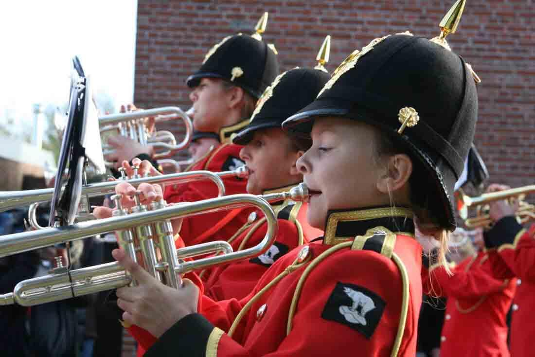 Twitter / brentwood_band: Band will parade in Brentwood ...