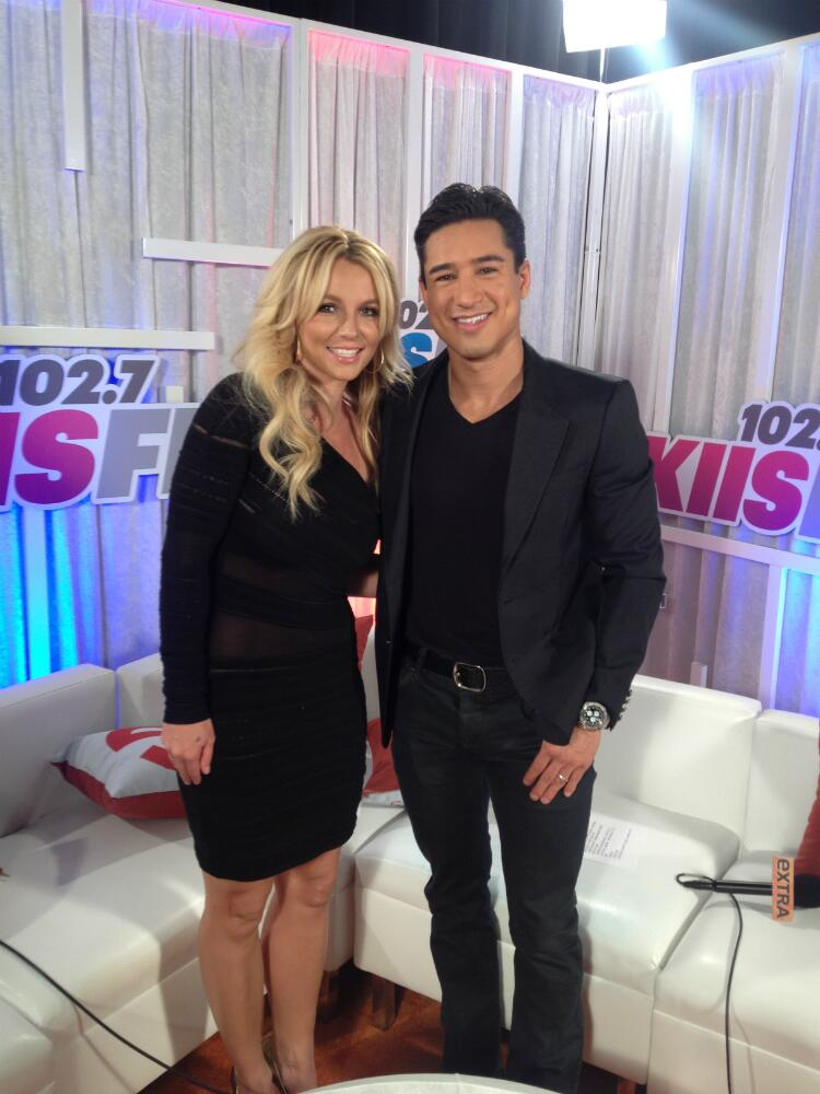 Twitter / britneyspears: It was so fun chatting with ...