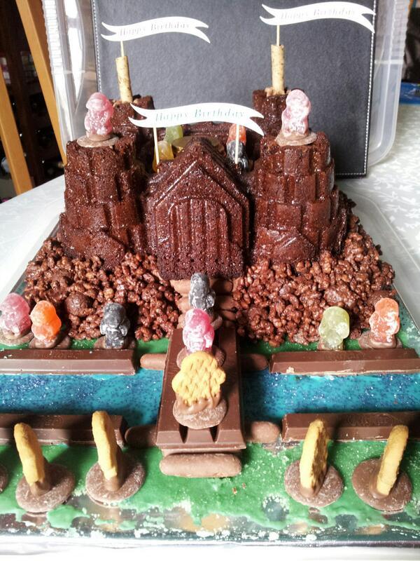 Rachel Allen On Twitter Janwilson355 Rachelallen1 Castle Cake