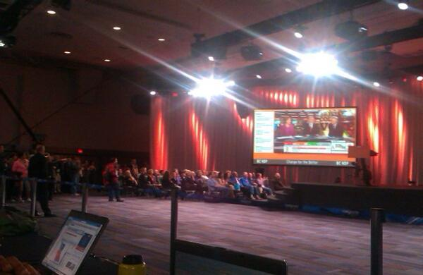 RT @teambates: Growing crowd at NDP #bcelxn party clapping as Bruce Ralston flashes on TV. #bcpoli http://t.co/qAc5eViKj0