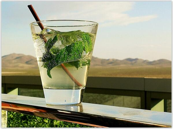 Рецепт мохито в домашних условиях со спрайтом и водкой
