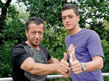 Picture of Mesut Özil Father, called Mustafa