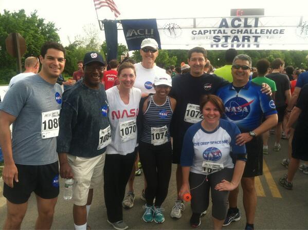 Go Team NASA! #ACLI http://pic.twitter.com/CZigy2gjQF