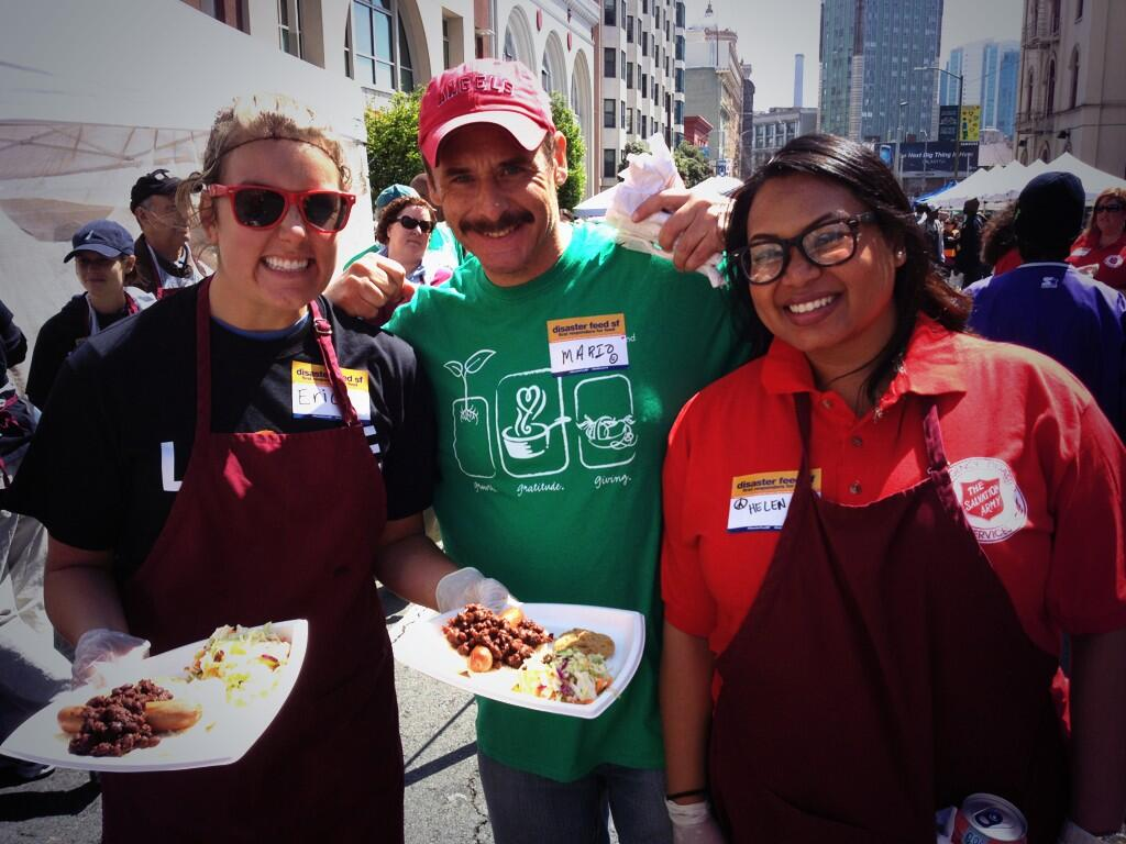 Twitter / SalvationArmySF: Some awesome #volunteers from ...