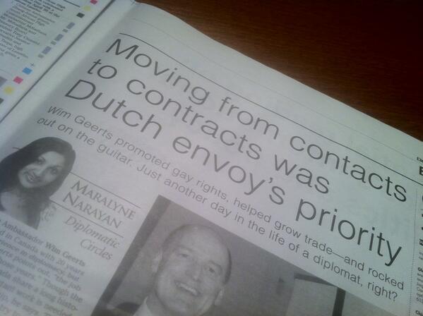 Thumbnail for Het werk van de Nederlandse ambassades - week 19