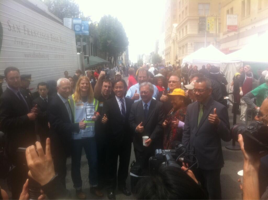 Twitter / GLIDEsf: San Francisco leaders come ...