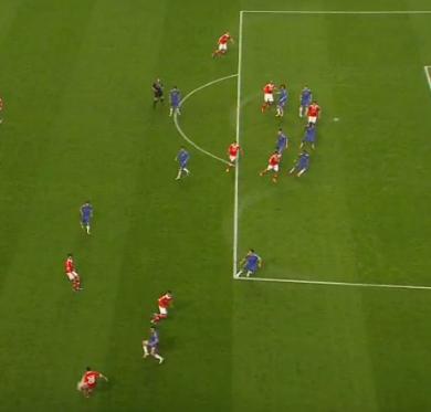 """Лига Европы. """"Бенфика"""" - """"Челси"""" 1:2. Всё-таки они прокляты... - изображение 4"""