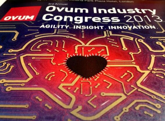 Ovum Industry Congress #oic13
