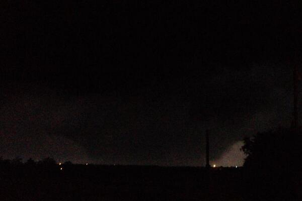 Thumbnail for Photos: Texas tornado outbreak