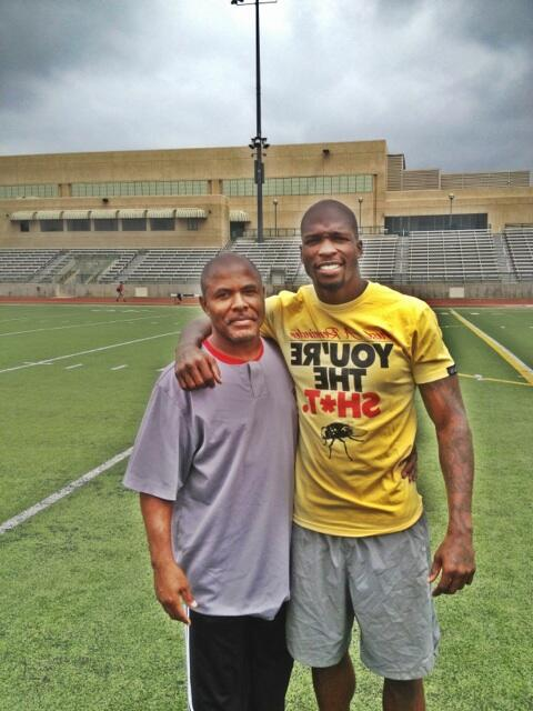 Twitter / ochocinco: PePe and @coachC_C ...