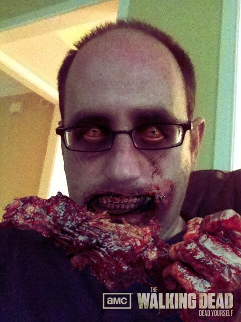 Ribs! Join #TheWalkingDead with #Deadyourself http://t.co/22i1zE4COg http://t.co/zGcep3JD7H