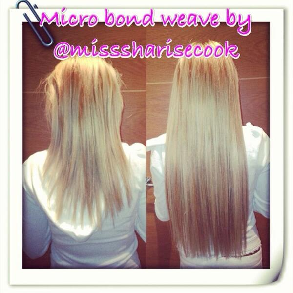 Jessica Wright On Twitter Micro Weave Hair Extensions Lots Of