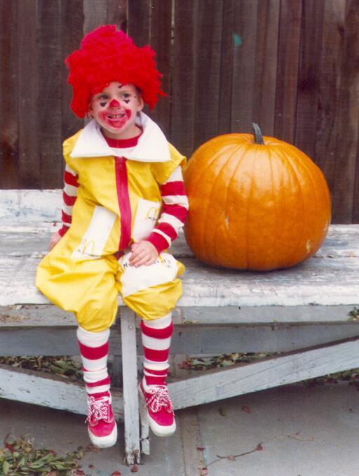 Twitter / CustomTrains: @McDonaldsCorp Our town's ...