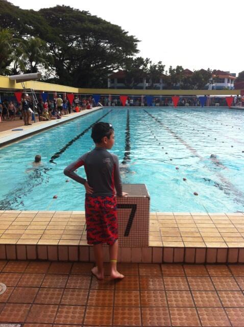 Awaiting starting orders in grade 4 boys race! pic.twitter.com/WSXl16mxNa