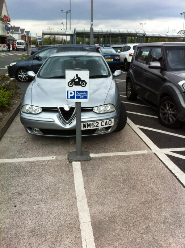 WM52 CAO is a Selfish Parker