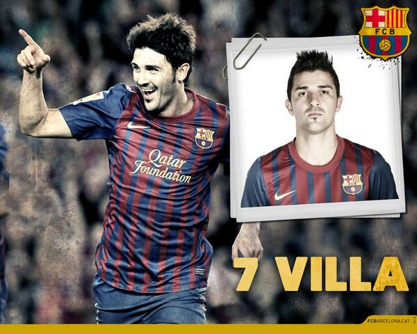 David Villa to choose Arsenal or Spurs depending on Champions League outcome [Marca]