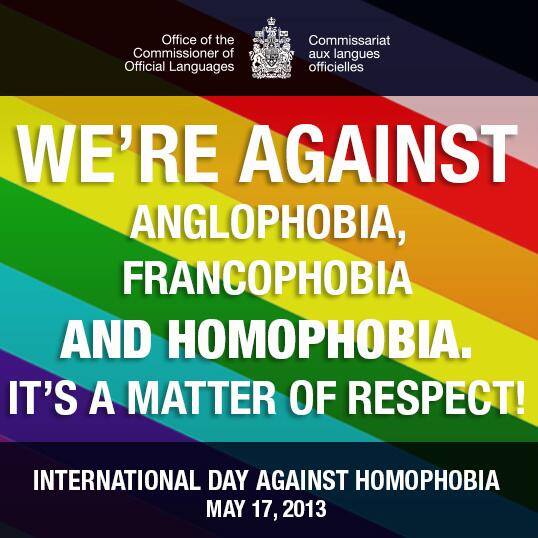 """OCOL of Canada on Twitter: """"We're against #Anglophobia ..."""