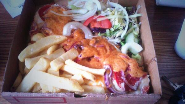 Love Parmo On Twitter Large Hotshot Parmo From Pizza Pan