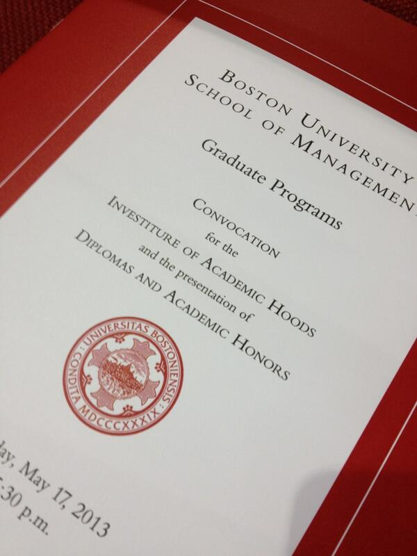 Getting ready for the @BostonUMBA and doctoral ceremony #BU2013 pic.twitter.com/svOyhOagGH