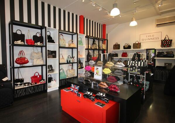 Image result for lulu guinness store