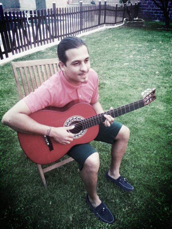 Farru guitarra flamenca
