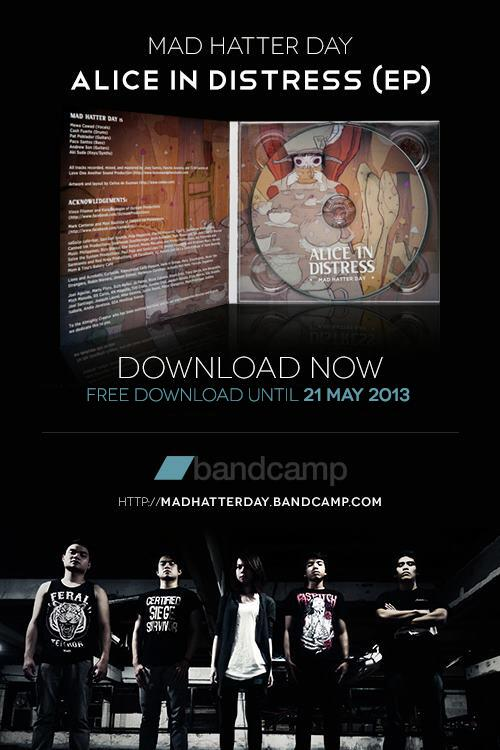 As promised, you can now DOWNLOAD OUR EP FOR FREE until tomorrow night! Tell your friends and spread the music! :) http://t.co/SJ7u4MBt9H